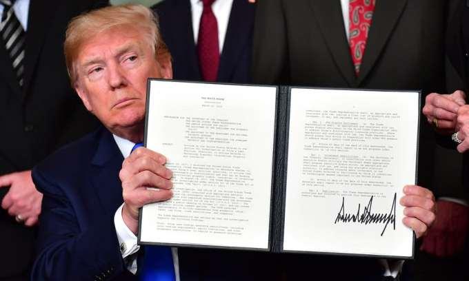 Trump b tariffs