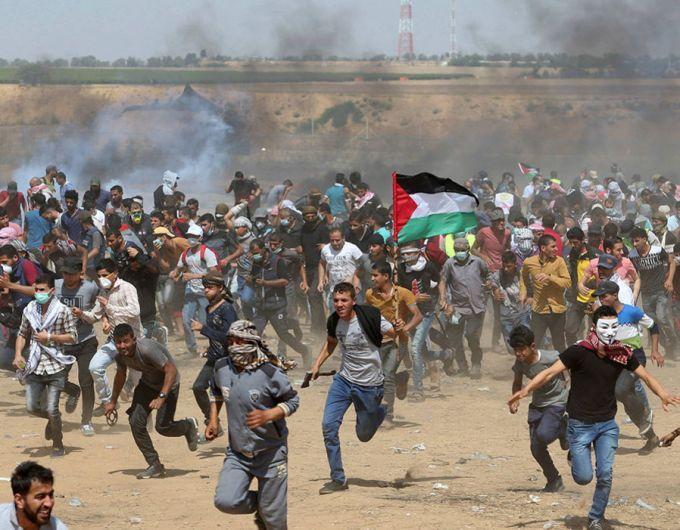 Gaza protest s1