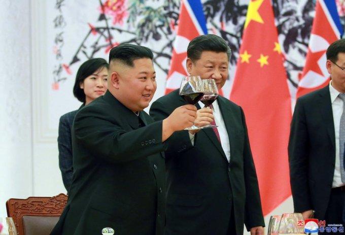 China Xi Jong