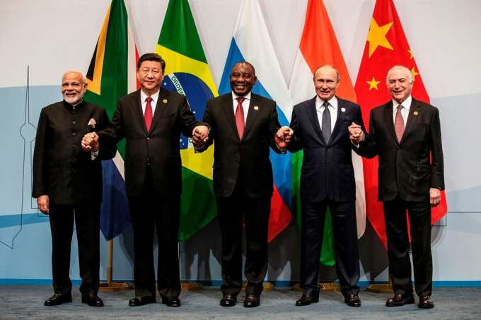 China India Russia